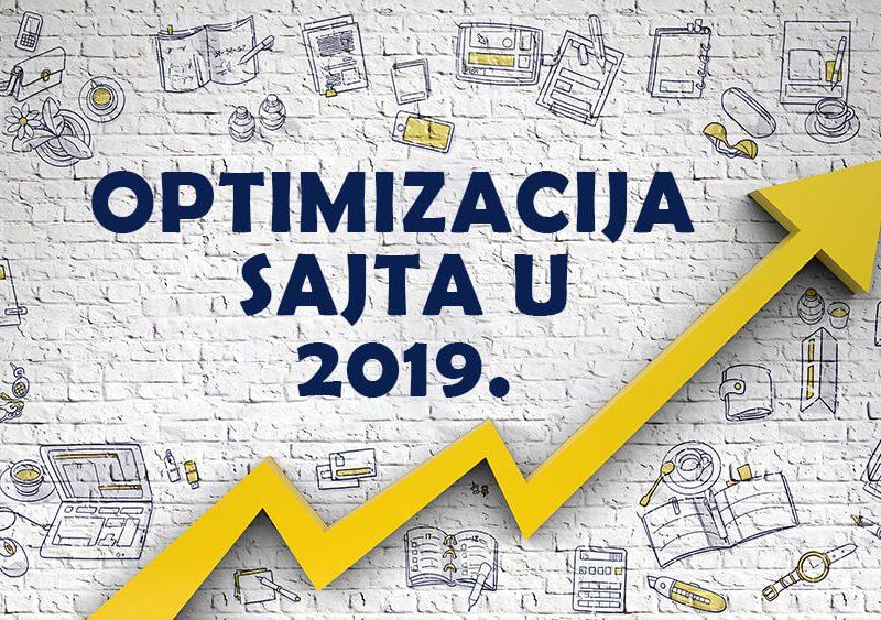 optimizacija sajta u 2019