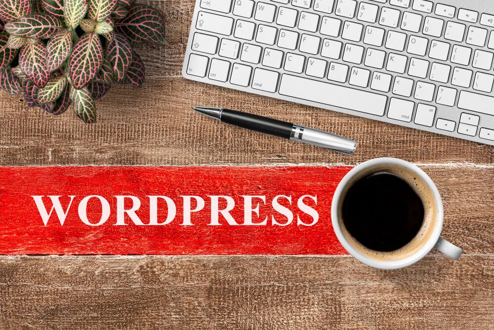 Cena WordPress sajta 4