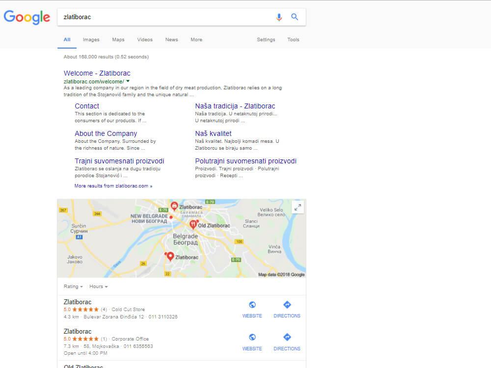 optimizacija sajta zlatiborac